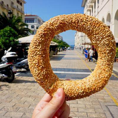 Tastes of Thessaloniki