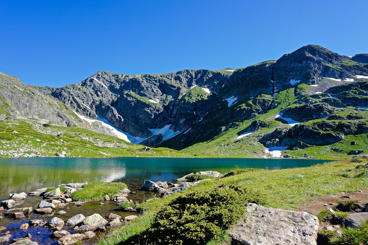 Seven Rila Lakes - Rila National Park via Wayfaring With Wagner