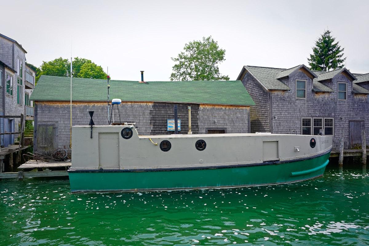 Fishtown Leland via Wayfaring With Wagner