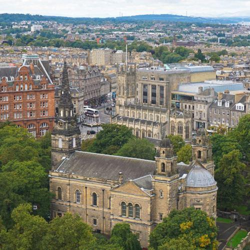 Edinburgh Castle via Wayfaring With Wagner