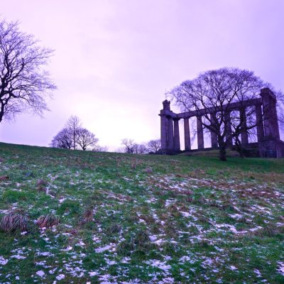 Calton Hill (+ Pins to Kill) // Edinburgh