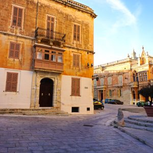 Magical Mdina via Wayfaring With Wagner