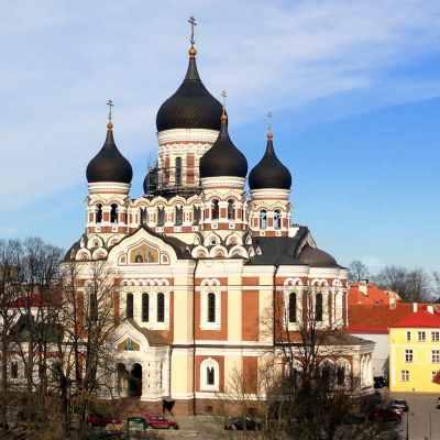 Upper Old Town Tallinn
