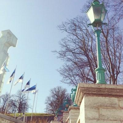 Lower Old Town Tallinn