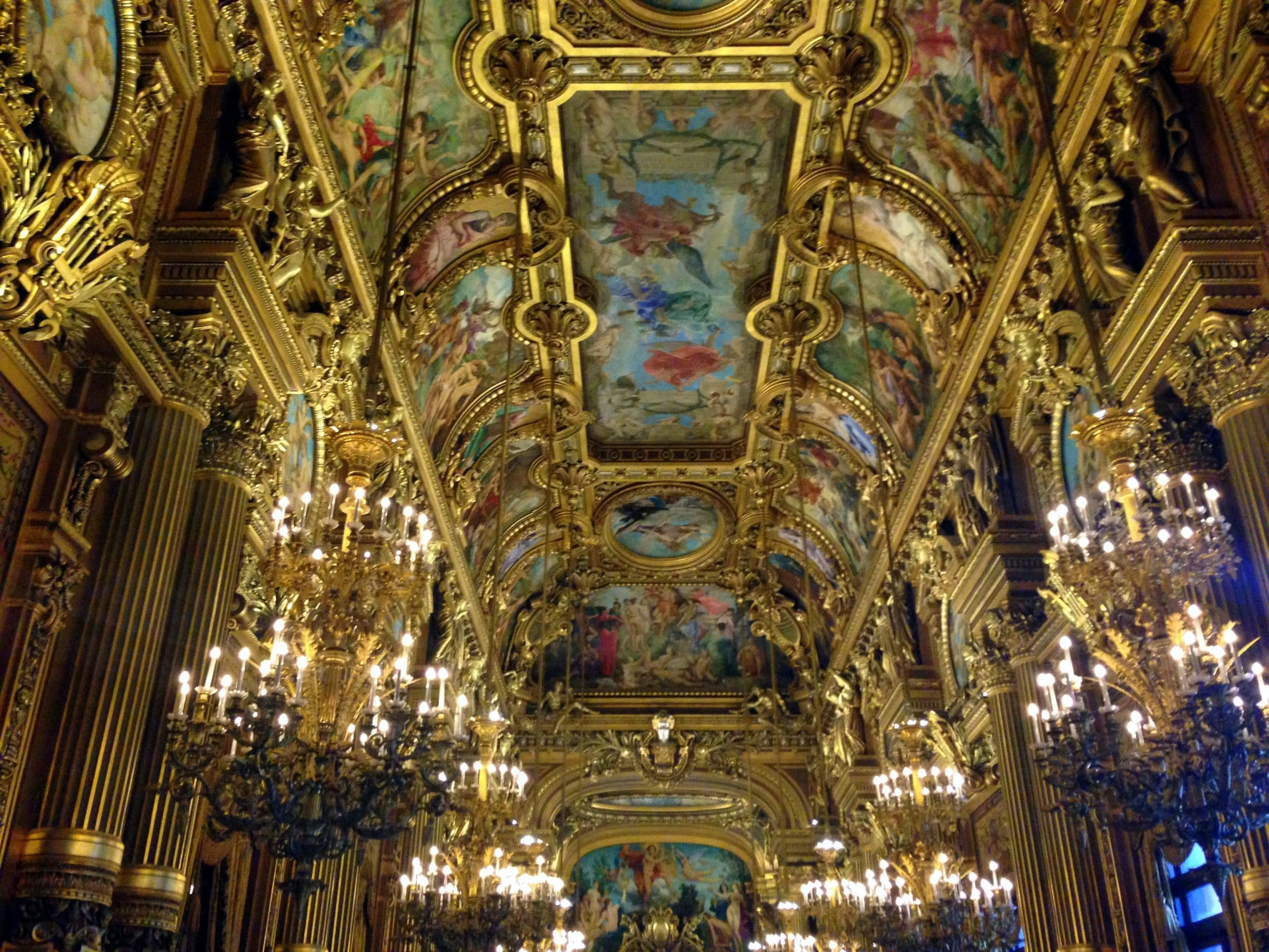 Palais Garnier via Wayfaring With Wagner