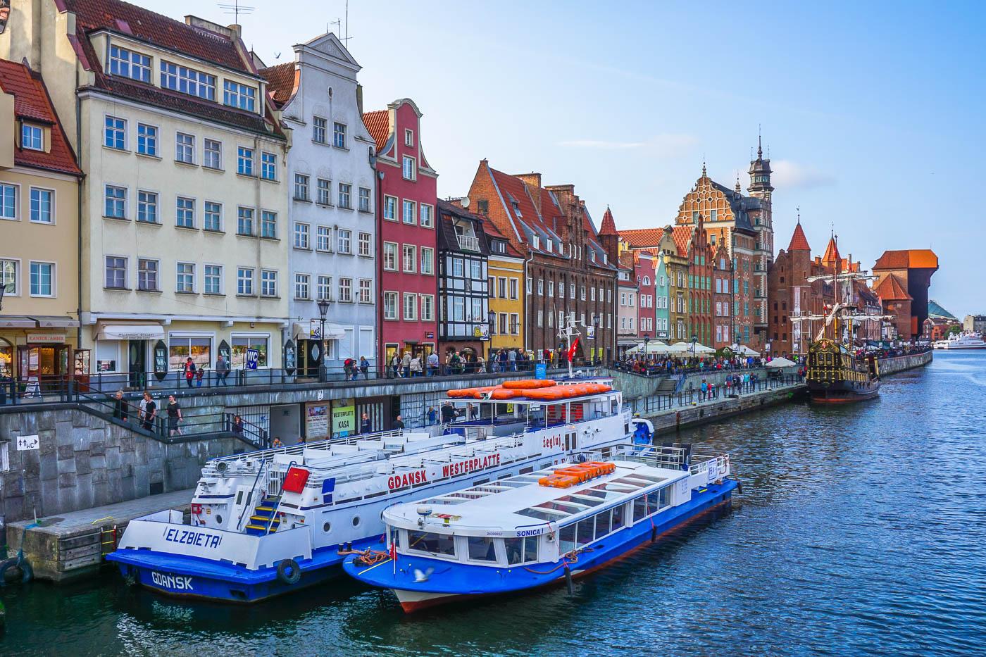 Gallivanting in Gdansk via Wayfaring With Wagner