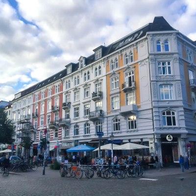 Life Lately // Welcome to Hamburg!
