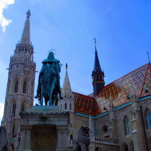 Buda Budapest via Wayfaring With Wagner