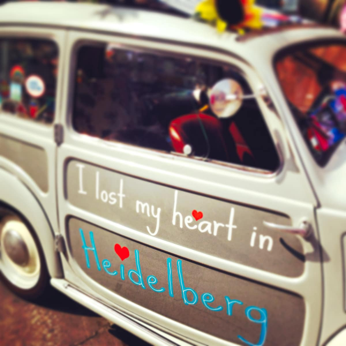 Heidelberg Love Letter via Wayfaring With Wagner