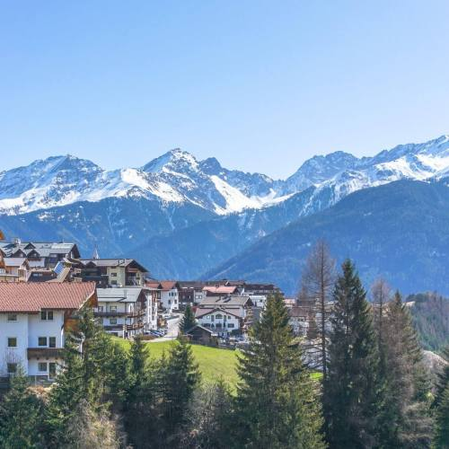 Traditional Village in the Austrian Alps via Wayfaring With Wagner