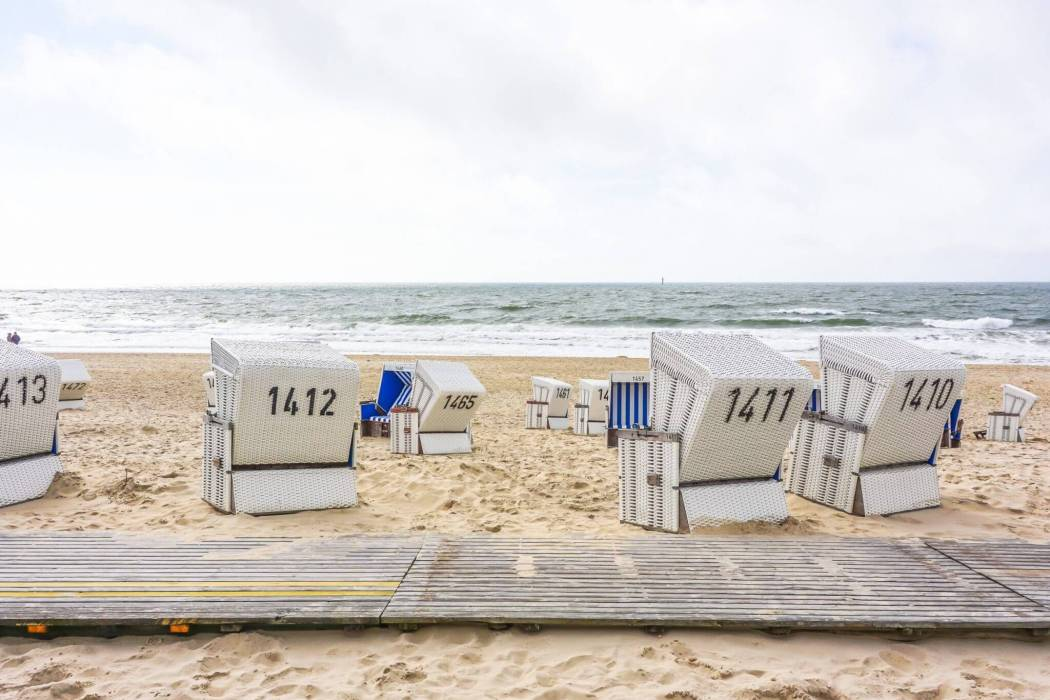 The Hamptons of Northern Germany // Sylt Island
