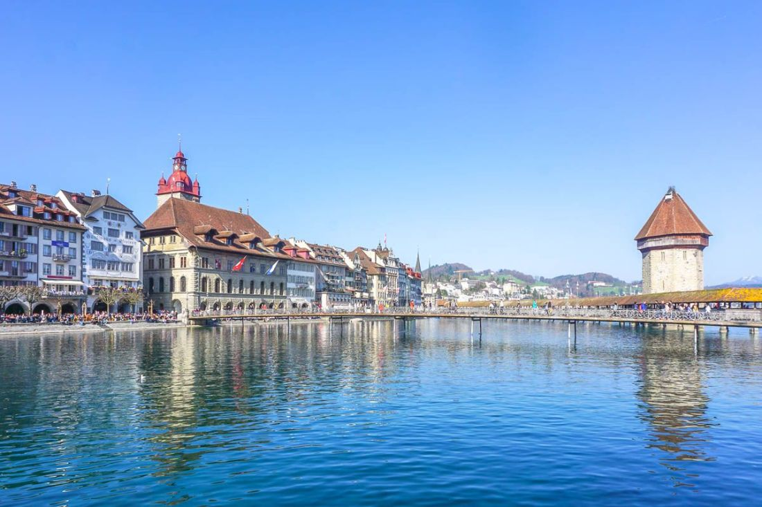 Day Trip from Zurich via Wayfaring With Wagner