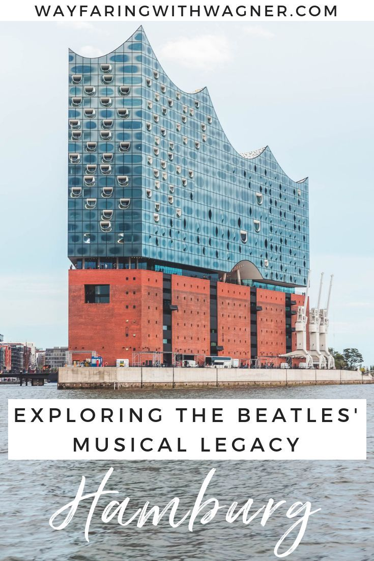 Before making it as worldwide artists, the Beatles started their career in Hamburg, Germany. Check out this music city and what there is to do in Hamburg, Germany! #Hamburg #Germany