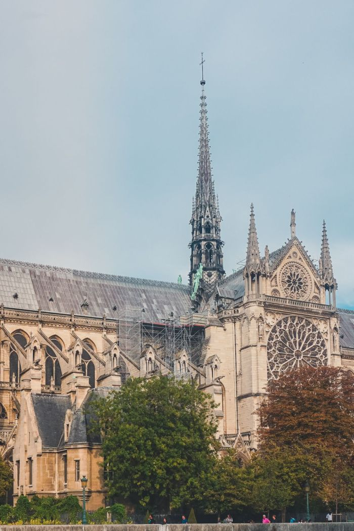 Why the Notre Dame is not just a building