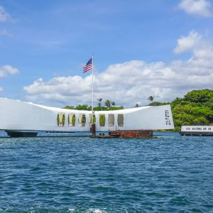 Visiting Pearl Harbor via Wayfaring With Wagner