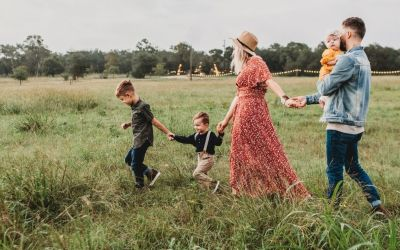 Happy Families Podcast: Perfect Parenting Will Crush Your Soul