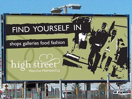 High Street Branding