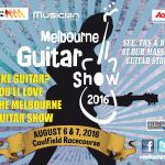 MELBOURNE GUITAR SHOW is back for 2016 - Wayne Jones AUDIO - Stand #74 High End Powered Bass Guitar Speaker Cabinets & Stereo Valve Bass Pre-Amp