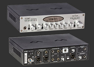 Stereo Valve Pre-Amp For Bass Guitars