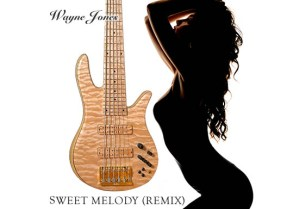 Sweet Melody (Remix), smooth jazz single by Wayne Jones