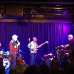 Bassist Scott Ambush was using the house WJ 2x10 1000 Watt cabinet with Spyro Gyra