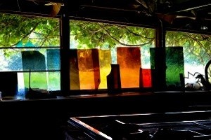 Color Stained Glass - ©Cain INC