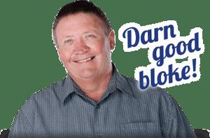Wayne Densem, Darn Good Bloke