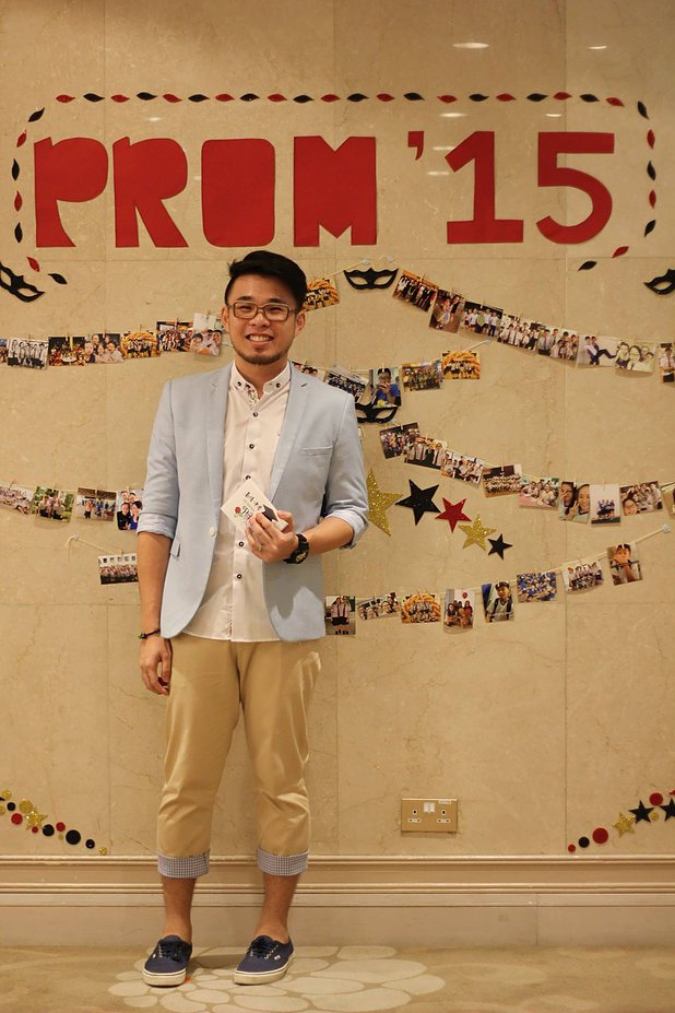 Nan Chiau High Prom Night 2015
