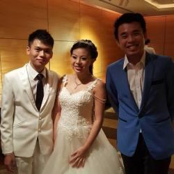 Wedding Emcee For Lovely Couple