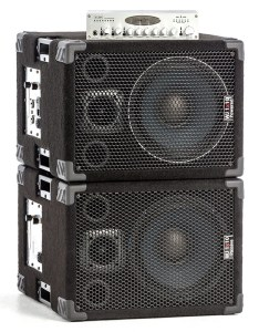 The WJ 1×10 1000 Watt Powered Stereo/Mono system & WJBP Stereo Valve Pre-Amp is also an amazing Guitar Amp/Rig