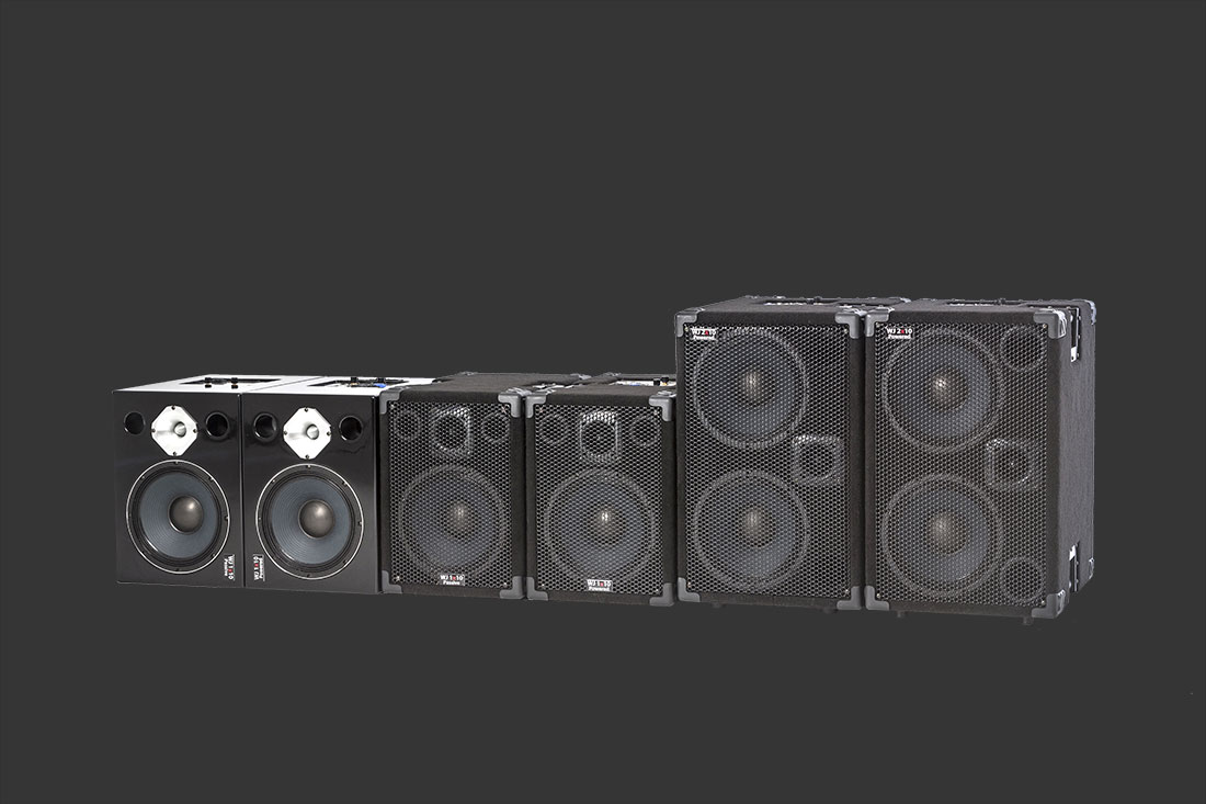 Wayne Jones Audio - Hi Fi Studio Monitors