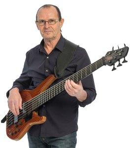 Wayne Jones AUDIO & bass player