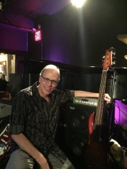 Paul Adamy bassist, Wayne Jones AUDIO endorsee