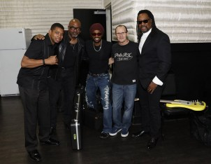Some of the most talented bass players in the world & some of the nicest people you could meet David Dyson, Carl Young, Andre Berry, Wayne Jones, Nathaniel Phillips at Center Staging 3407 Winona Ave., Burbank, CA 91504.