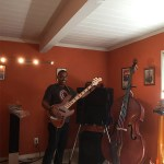 Arlington Houston - bassist & Wayne Jones AUDIO endorsee