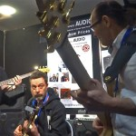 Bass Players Drew Dedmon, Chris Bekker, Wayne Jones - Melbourne Guitar Show 2016