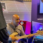 Kevin Walker @ Wayne Jones AUDIO NAMM 2020