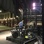 Nate Phillips here Richard Elliott at the Low Country Jazz Festival