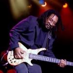 Wayne Jones AUDIO endorsee - Nate Phillips - bass player