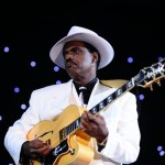 Nick Colionne – guitarist, frontman , endorsee of the Wayne Jones AUDIO WJ 1×10's 500 Watt a side Stereo powered system & WJBP Stereo Valve Pre-Amp.