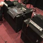 Wayne Jones AUDIO bass guitar cabinets @ SIR Studios