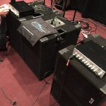 Wayne Jones AUDIO bass guitar cabinets @ SIR Studios