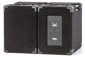 Wayne Jones Audio - 1000 Watt 1x10 Stereo/Mono Bass Cabinets