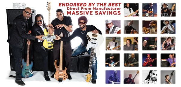 "Wayne Jones Audio endorsers: Carl Young, Nathaniel Phillips, David Dyson, André Berry, Paul Charles, Thaddeus Johnson, André Bowman,  Maurice Fitzgerald, Scott Colley, Garrett Body, Nick Colionne,  Derrick ""Swol"" Ray, Arlington Houston, Paul Adamy, Jess Riley,  Drew Dedman, Mark Peterson, Graham Maby, Tim George, Gerey Johnson, Kevin Walker, HeaveN Beatbox, Isaiah ""Za"" Williams"