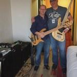 Wayne Jones with Steve Millhouse @ Nashville Music Expo 2015