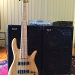 Try / Buy Fodera Monarch 5 bass guitar in Melbourne