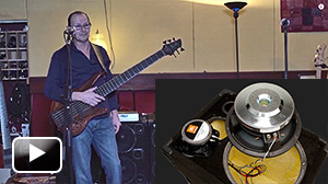 Wayne Jones discusses the Front of House Engineer point of view of the Wayne Jones AUDIO High Powered, High End Bass Cabinets, Hi Fi Studio Monitors & Stereo Valve Bass Pre-Amp.