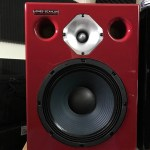 Jones-Scanlon - 1000 Watt 1x10 Studio Monitors