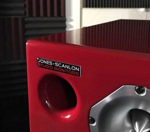 Jones-Scanlon - 1000 Watt 1x10 Studio Monitors