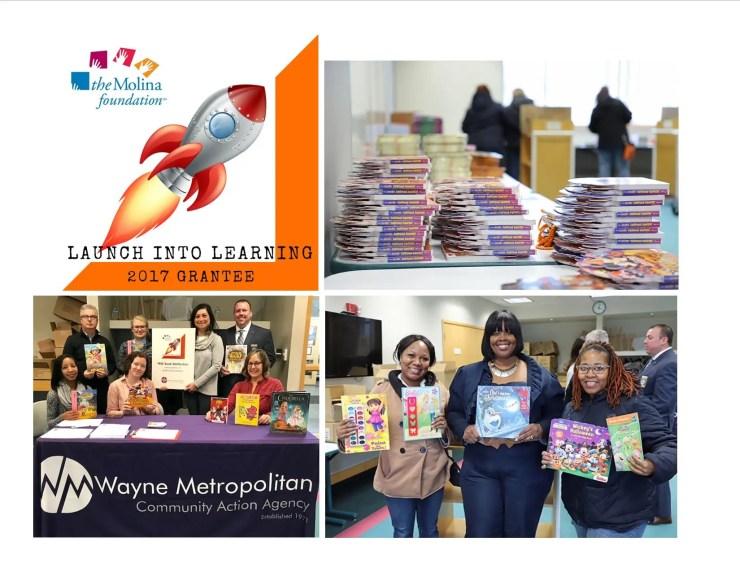 Wayne Metro Molina Foundation photos